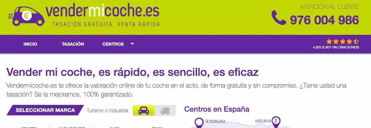Vendermicoche.es