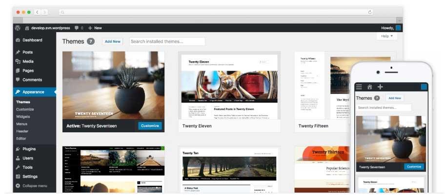 Web WordPress Automoción
